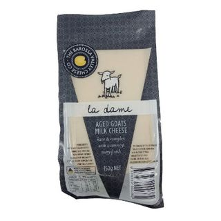 Cheese Goats Aged La Dame 150G