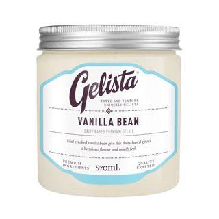 GELISTA VANILLA BEAN ICE CREAM 570ML