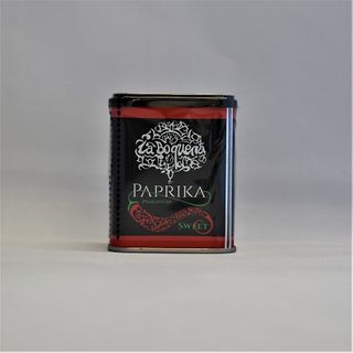 Sweet Paprika 75G Tin La Boqueria