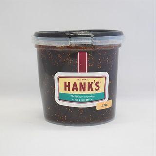 Hanks Fig And Ginger Jam  1.2Kg