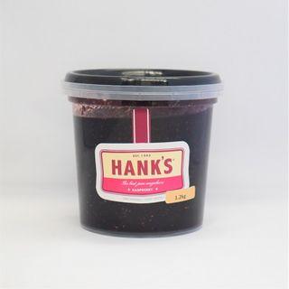 Hanks Raspberry Jam 1.2Kg