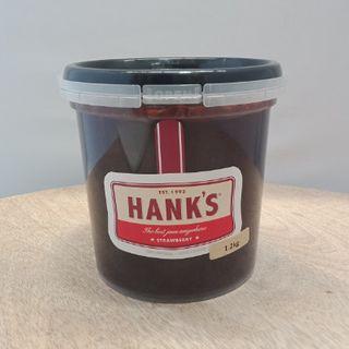 Hanks Strawberry Jam 1.2Kg