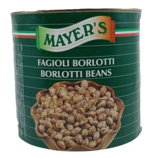 Borlotti Beans 2.5Kg