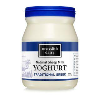 Yoghurt Sheep Milk 500G Meredith Blue Label