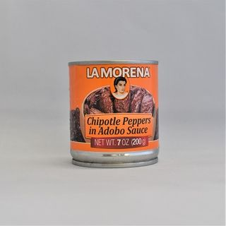 La Morena Chipotle Peppers 200G