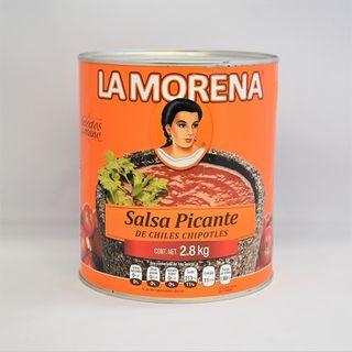 La Morena Sauce Chipotle 3Kg