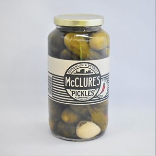 MCCLURES SPICY PICKLES WHOLE 907G