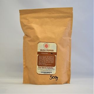 Pwf Mountain Pepper Berry 500G