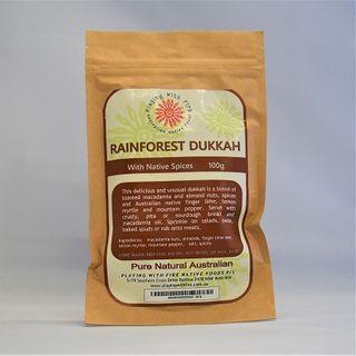 Pwf Rainforest Dukkah 100Gm