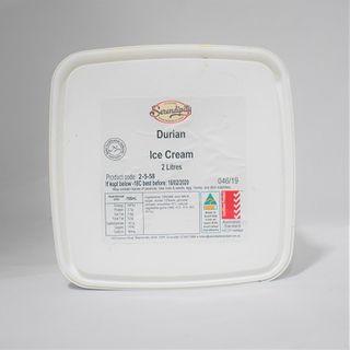 Durian Ice Cream 2L Serendipity