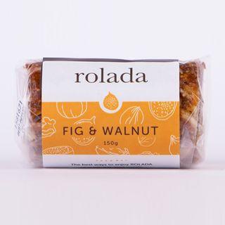 ROLADA FIG & WALNUT 150GM STAR FOODS