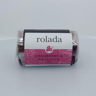 Rolada Cranberry & Pistachio 150Gm Star Foods