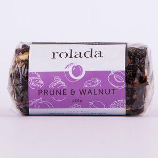 ROLADA PRUNE & WALNUT 150GM STAR FOODS