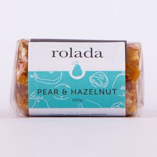 ROLADA PEAR HAZELNUT 150GM STAR FOODS