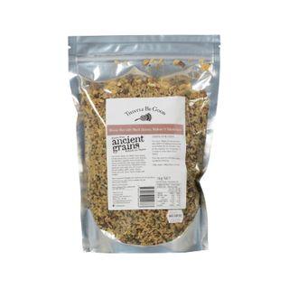 ANCIENT GRAINS BROWN RICE BLACK QUINOA 240G