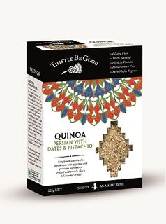 Thistle Be Good Persian Date Quinoa 225G