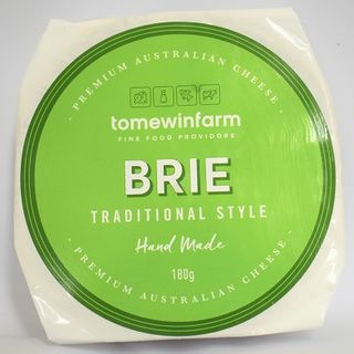 TOMEWIN FARM BRIE 180GM