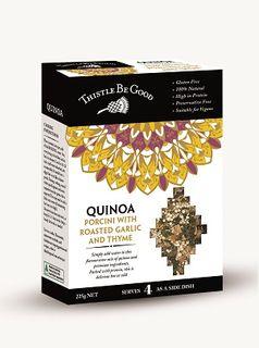 Thistle Be Good Porcini Quinoa 225G