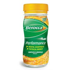Berocca 250Ml X 12 Orange & Mango