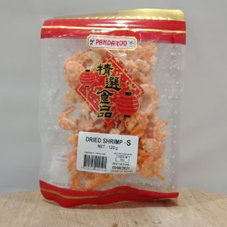 Dried Shrimp 120Gm Pandarro