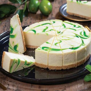 Cheesecake Lime Swirl Round 2.160Kg