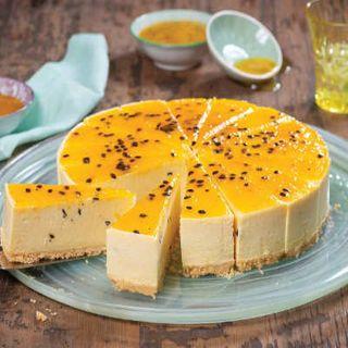 Cheesecake Passionfruit Round 2.496Kg