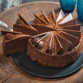 CAKE MISSISSIPPI MUD ROUND 1.952KG