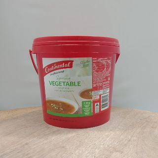 SOUP SPRING VEGETABLE GF 2KG CONTINENTAL