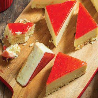 Cheesecake Strawberry Tray 3.030Kg