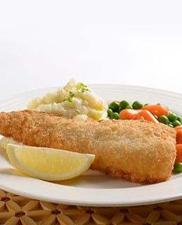 Fish Fillet Crumbed Oven Ready 115Gx30 Pacific West