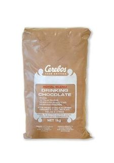DRINKING CHOCOLATE CEREBOS   1KG