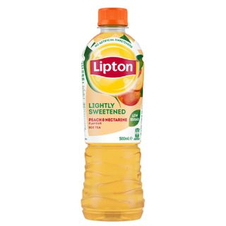 LIPTONICE PEACH LIGHT PET 500MLX12