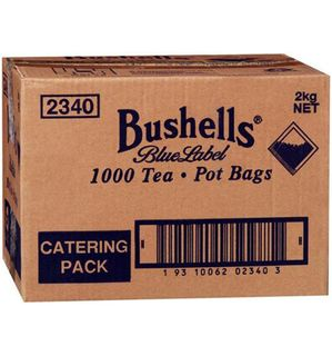 TEA BUSHELLS TEA POT BAGS 1000S
