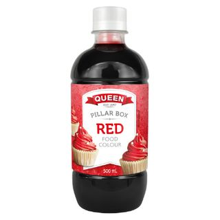 Food Colouring Red 500Ml Queen