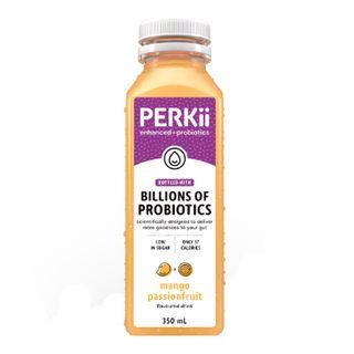 Perkii Mango & Passionfruit Juice 350Ml X 8