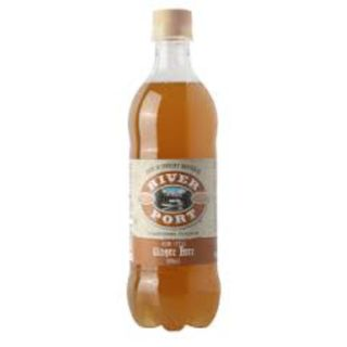 RIVERPORT GINGER BEER 600ML X 12