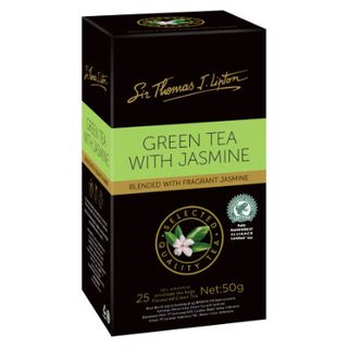Tea Bags Jasmine Green Envelopes 25Pk