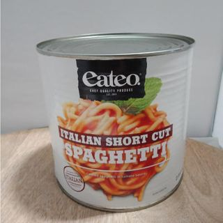 Spaghetti 2.6Kg Eateo Large Tin