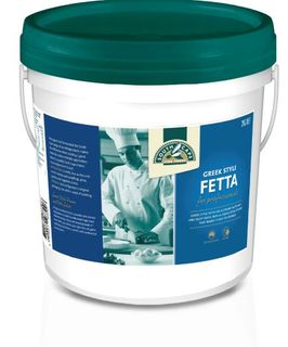CHEESE FETA GREEK IN BRINE 2KG