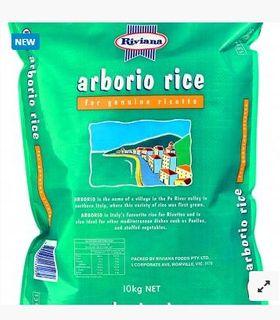 ARBORIO RICE 10KG SELESTA