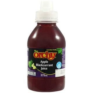 Juice Apple Blackcurrant Pop Top 8 X 375Ml