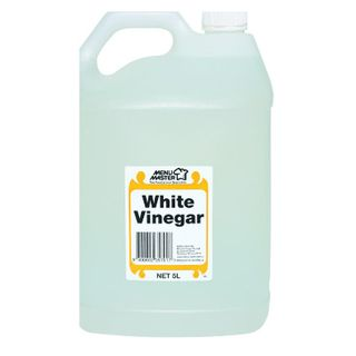 WHITE VINEGAR  5LTR MENU MASTER