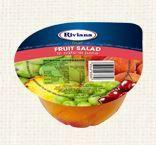 FRUIT SALAD CUPS RIVIANA 12X120G TRAY