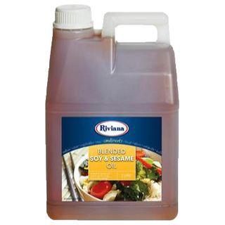 Sesame Soy Oil Blend 2Ltr Riviana