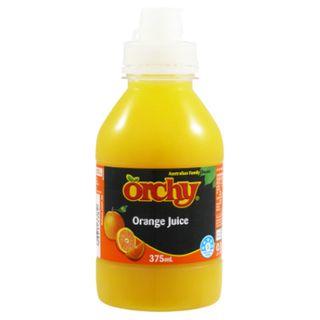 Juice Orange Pop Top 8 X 375Ml