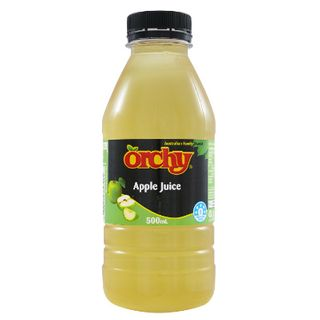 ORCHY 500ML X 8 APPLE NAS JUICE