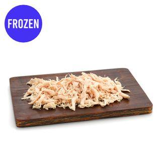 Frozen Pulled Chicken Meat GF 1Kg Hans