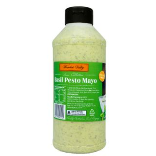 Basil Pesto Mayonnaise  1Lt Wombat