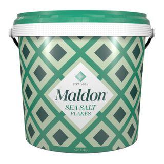 Salt Crystals Maldon Sea 1.5Kg Bucket