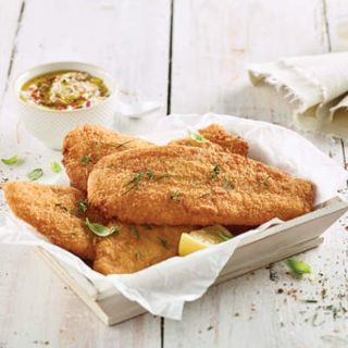 FISH FILLET CRUMBED 133GMX38 MARKWELL